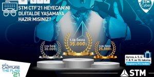 STM'nin, Türkiye'nin en uzun soluklu CTF yarışması bu yıl 22-23 ekim tarihlerinde yapılacak