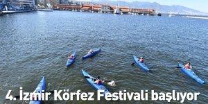 4. İzmir Körfez Festivali başlıyor