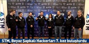 STM, Beyaz Şapkalı Hackerları 7. kez buluşturdu