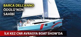 """""""Azuree 33C"""" ilk kez Avrasya Boat Show'da görücüye çıkıyor"""