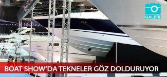 CNR Avrasya Boat Show kapılarını ziyaretçilere açtı