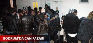 46 göçmen Sahil Güvenlik tarafından kurtarıldı