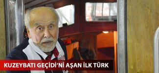 Kuzeybatı Geçidi'ni aşan ilk Türk