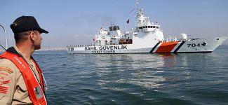 Sahil Güvenlik Komutanlığı ekipleri 24 saat hazır kıta bekliyor