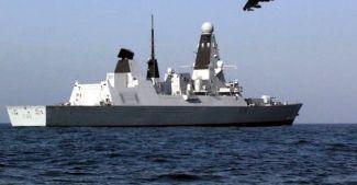 İngiltere'den IŞİD'e karşı gemi hamlesi