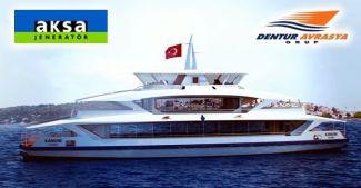 Dentur'un gemilerine Aksa enerji sağlayacak