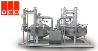 ACO loses weight with new composite fat separator
