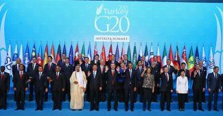 G20 zirvesi Antalya'da gerçekleşti