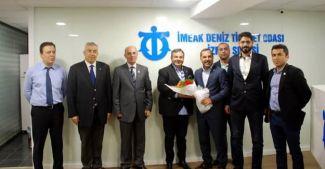 GEMİSANDER, İzmir DTO Toplantısına Katıldı