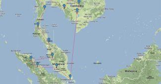 Kıyı devletleri Singapur'da toplandı