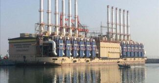 Ghana welcomes Turkish power ship amid energy crisis