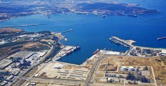 Aliağa liman ve lojistik sektöründe dünyada önemli bir misyonu üstlenecek