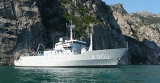 Aco Marine To Retrofit Hnlms Mercuur With Advanced Maripur Wastewater Management System