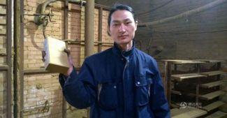 Çinli aktivist hava kirliliğinden bakın ne üretti?