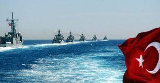 Akdenizde hangi ülkenin kaç gemisi var?