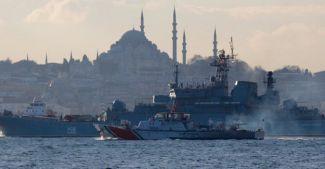 İstanbul Boğazı'nda Rus provokasyonu!