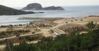 Akkuyu Nükleer Santral'in yapımı durduruldu
