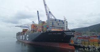 Evyapport global limanları gölgede bıraktı