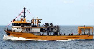 Ateş açılan geminin kaptanı konuştu