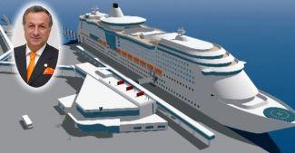 'Yenikapı'ya kruvaziyer limanı şart'