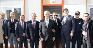 İzmir DTO'dan polislere yeni ofis