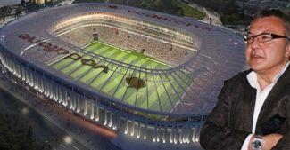 Vodafone Arena'yı Jotun boyayacak