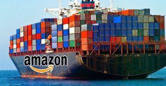 Amazon denize yöneldi