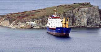 Aliağa'da 10 gemi satış bekliyor