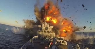 'Hizbullah füzelerle gemilerimizi vurabilir'