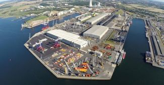 Liebherr Maritime Cranes: Further Transitions to Rostock Plant