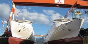 Japonya'ya verilen gemi siparişlerinde artış