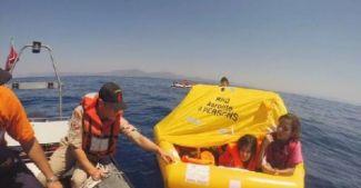 Sahil Güvenlik'in göçmen mücadelesi