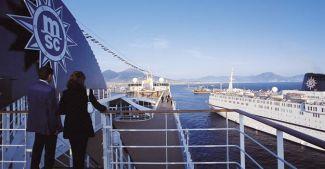 MSC'nin ikinci gemisi Küba yolunda