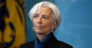 """Lagarde: """"Acı bir gerçekle karşı karşıyayız"""""""