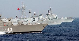NATO'dan Doğu Akdeniz tatbikatı