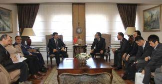 Japonya ve Trabzon balıkçılık için harekete geçti