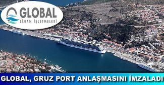 Global Liman, Dubrovnik Gruz Limanı ön anlaşmasını imzaladı