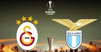 Galatasaray - Lazio maçı saat kaçta? Galatasaray Lazio maçı canlı izle