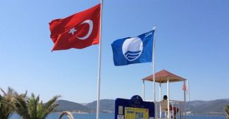 Mavi bayraklı plaj sayısı gittikçe yükseliyor
