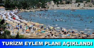Başbakan Ahmet Davutoğlu, Turizm Eylem Planı'nı açıkladı