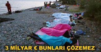 Matteo Renzi: 3 milyar avroluk Türkiye yardımı sorunu çözmez