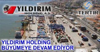 Tertir'a bağlı 10 liman Yılport bünyesine katıldı