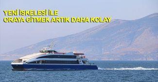 İDO'nun Tuzla iskelesi açılıyor