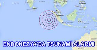 Endonezya'da 7.9 büyüklüğünde deprem!