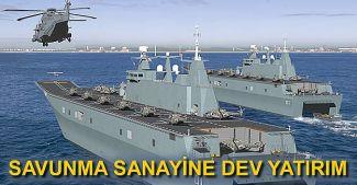 Türk savunma sanayine 85 milyarlık dev yatırım