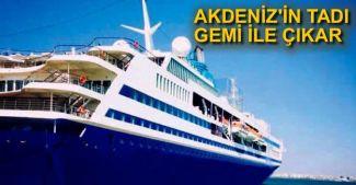 Akdeniz'in tadı denizde çıkar