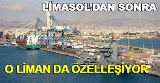 Limasol Limanı'ndan sonra Larnaka Limanı da özelleştiriliyor