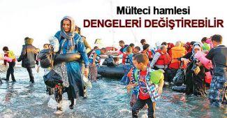 """Murat Yetkin: """"Mülteci hamlesi AB dengelerini değiştirebilir"""""""