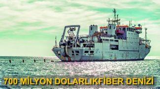 700 milyon dolarlık fiber denizi