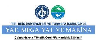 Turmepa ve Piri Reis Üniversitesi'nden eğitim ortaklığı